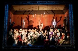 Die Liebe zu den 3 Orangen | Staatstheater am Gartnerplatz | HPI 28.04.2011