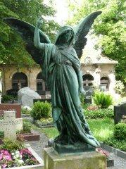 Stadtfriedhof in Bayreuth