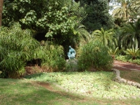 Plastik im Parque Gareia Sanabria