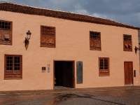 Alter Adelspalast, heute ein Hotel in Garachico