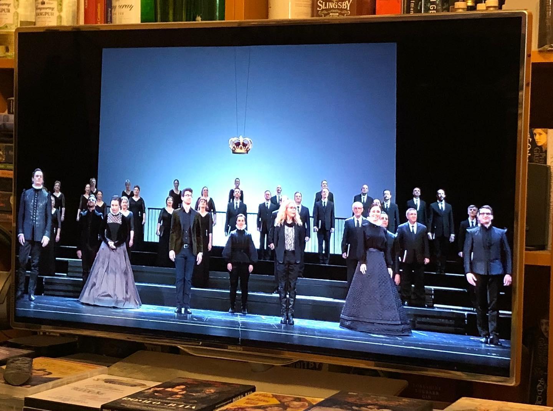 Bravo tutti für diese fantastische Premiere! #gptbolena #gptheater #donizetti #annabolena #iloveopera