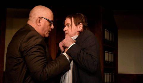 Zeugin der Anklage, Blutenburg-Theater Foto: Volker Derlath