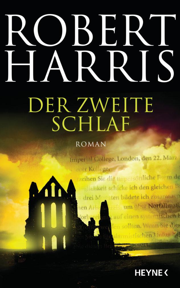 Der zweite Schlaf von Robert Harris ©Heyne Verlag