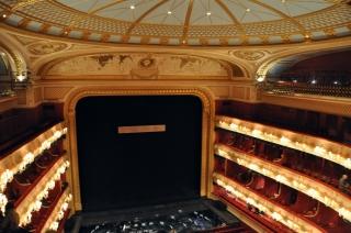 Royal Opera House, Zuschauerraum