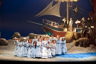 Die Piraten von Penzance - Staatstheater am Gärtnerplatz - Premiere 15. Mai 2009