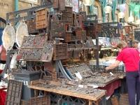 Antikmarkt in Covent Garden