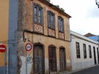 Altes Haus in La Laguna