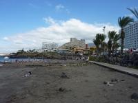 Hotelburgen am Strand